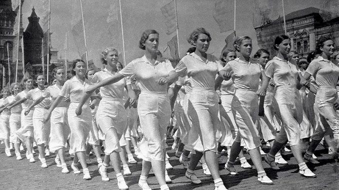 Марш женщин