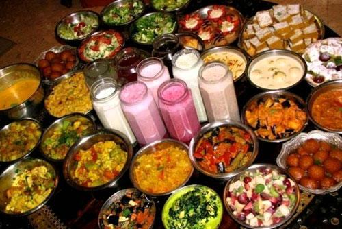 Вегетарианское питание